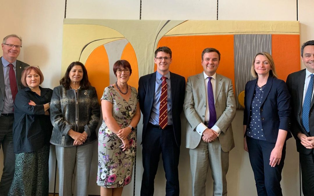 APPG Nutrition for Growth hold inaugural AGM