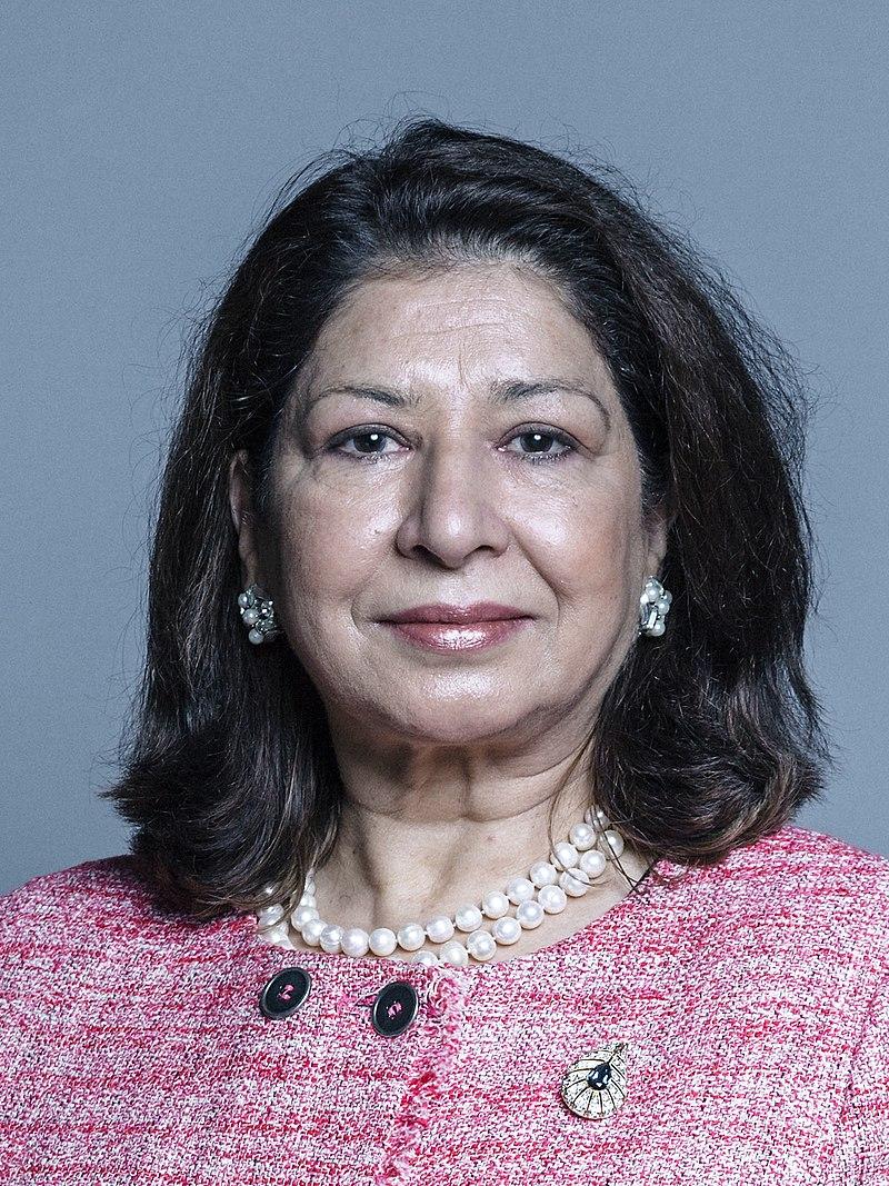 Baroness Manzoor