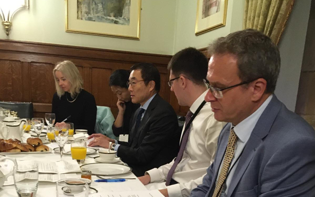 APPG briefed on Tokyo summit